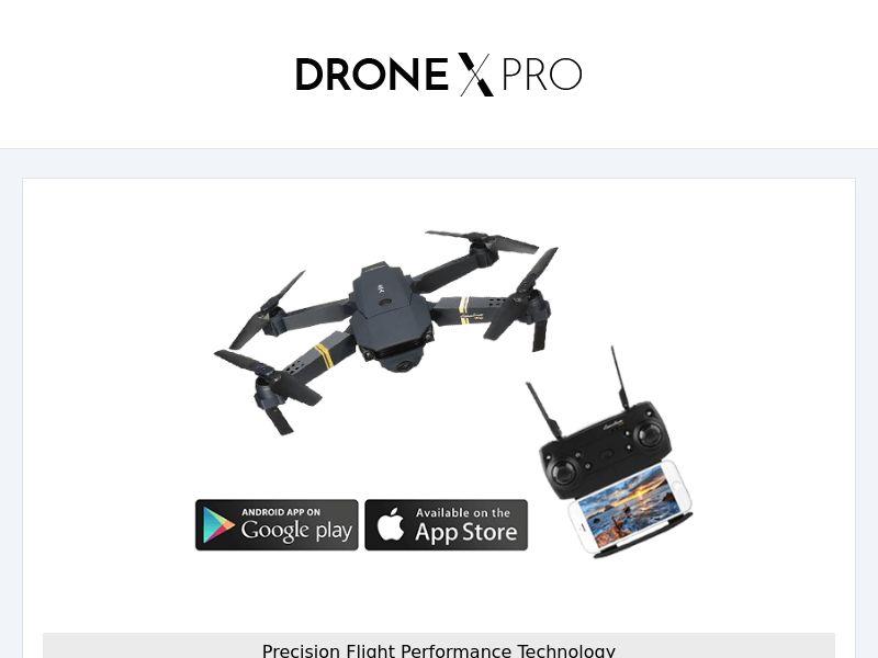DroneX Pro - eCommerce - WW
