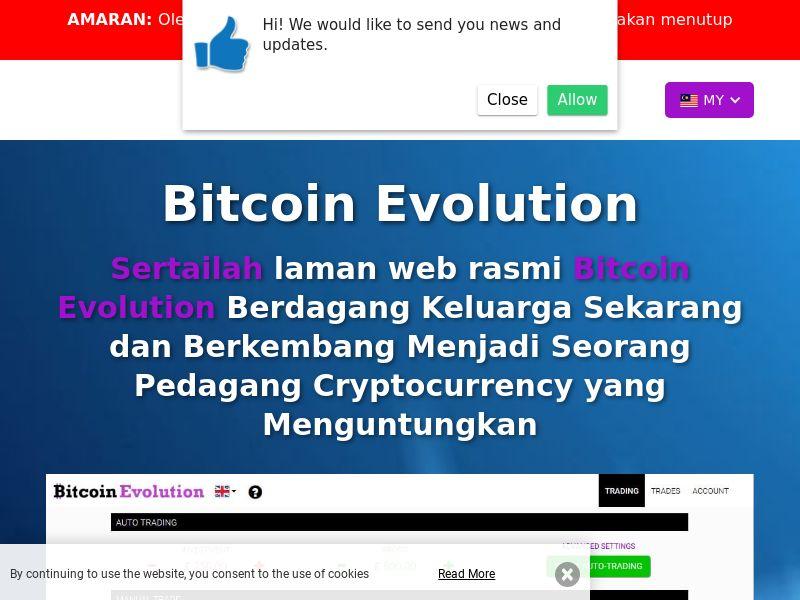 Bitcoin Evolution Pro Malay 2494