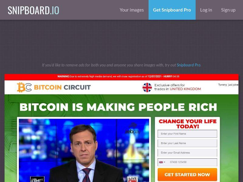 42326 - UK - CM Bitcoin Circuit - FTD 250 - crypto