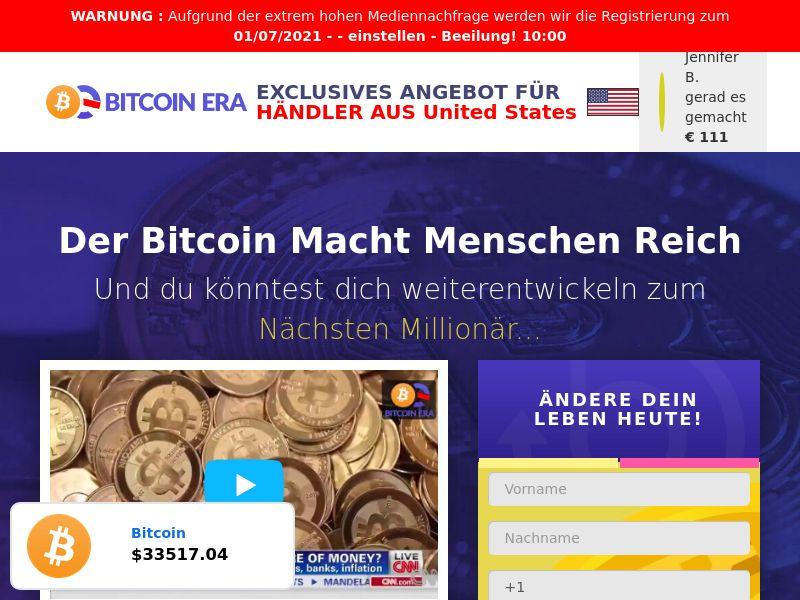 Bitcoin Era German - DE, AT