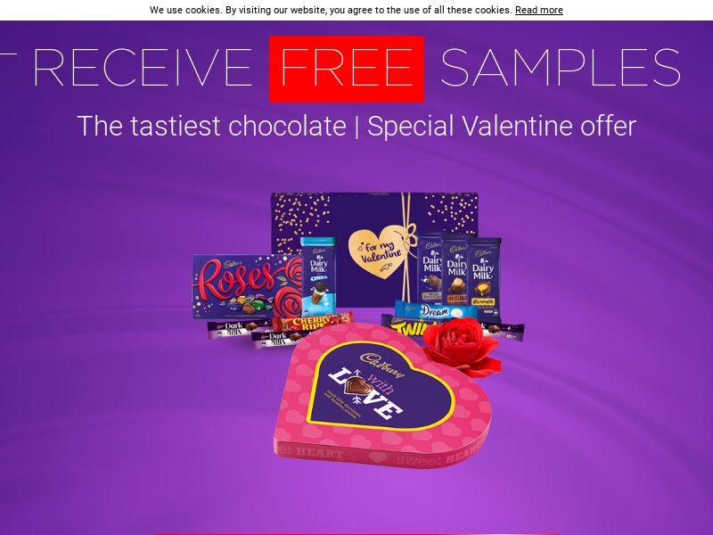 Cadbury Valentine - UK (GB), [CPL]