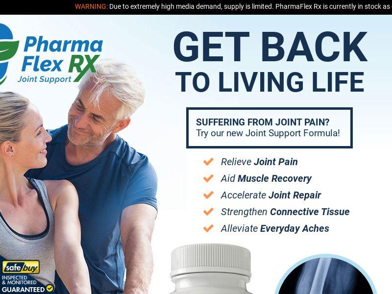 PharmaFlex Rx LP01 (EN INTL - ALL) - Joint Support