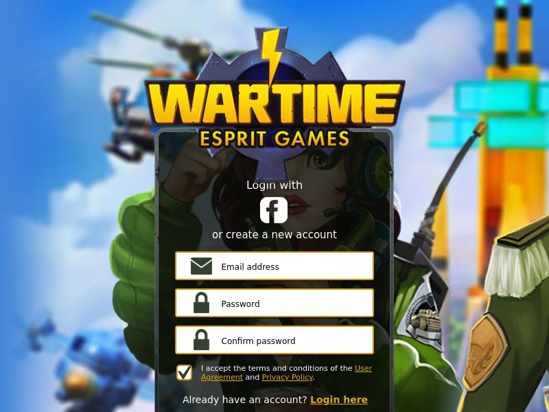 WarTime - CPL - US/UK/CA