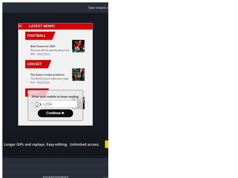 Latest News V2 Safaricom