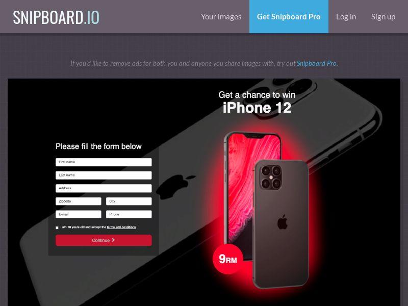 38406 - MY - BigEntry - iPhone 12 v1 - CC submit