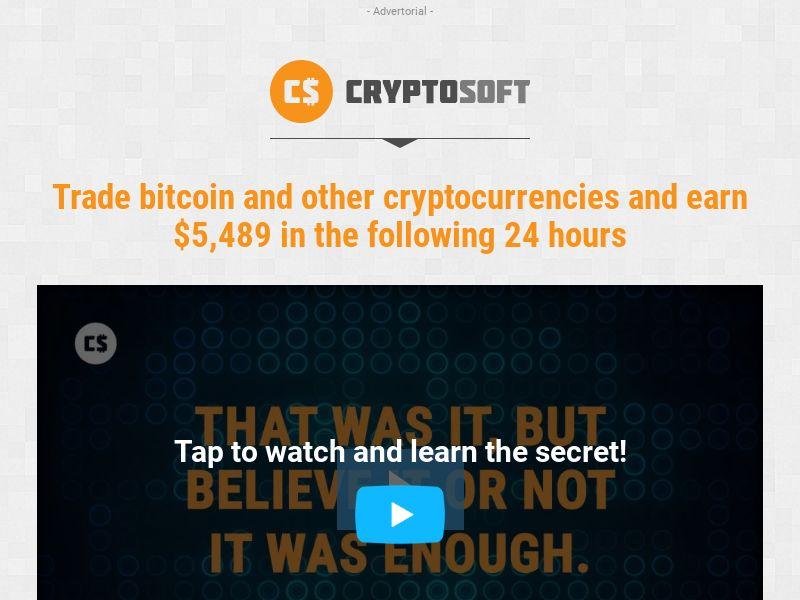 Crypto - Cryptosoft