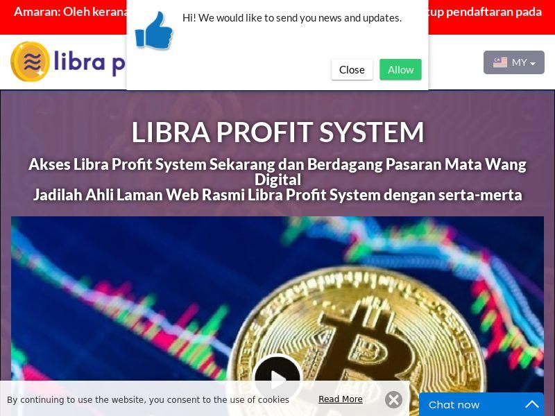 Libra Profit System Malay 3780
