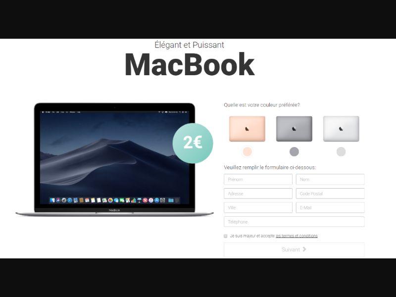 FR - Win Macbook [FR] - CC Submit