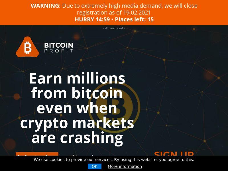 Bitcoin Profit CPA WW