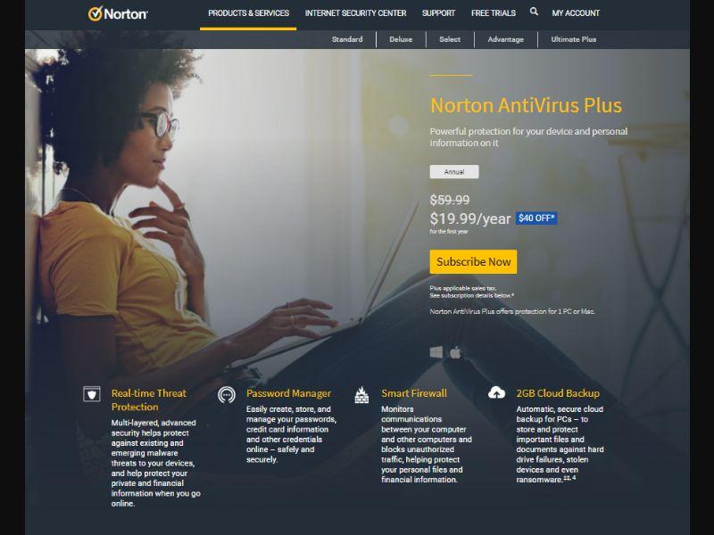 Norton Anti-Virus [WW] - CPS