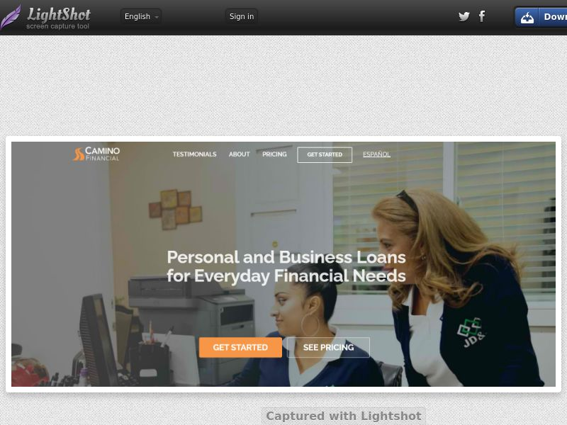 Camino Financial (US) (CPL) (Personal Approval)