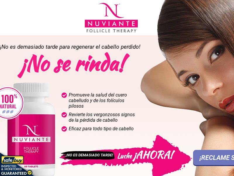 Nuviante: Follicle Therapy Step2 - SPANISH - (Hair)