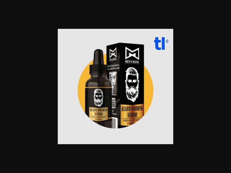 Beard Growth Serum - beauty - CPA - COD - Nutra