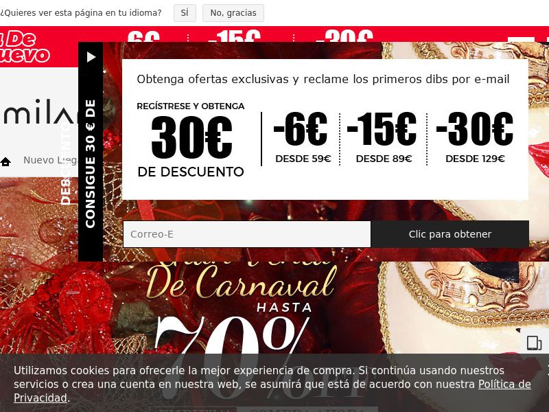 Milanoo - ES (ES), [CPS], Fashion, Clothes, Shoes, Accessories and additions, Accessories, Jewelry, Sell, shop, gift