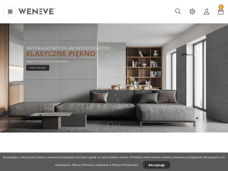Weneve - PL (PL), [CPS], House and Garden, Building, Sell, shop, gift