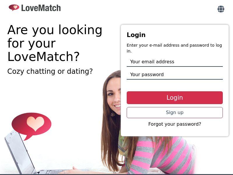 LoveMatch - BE