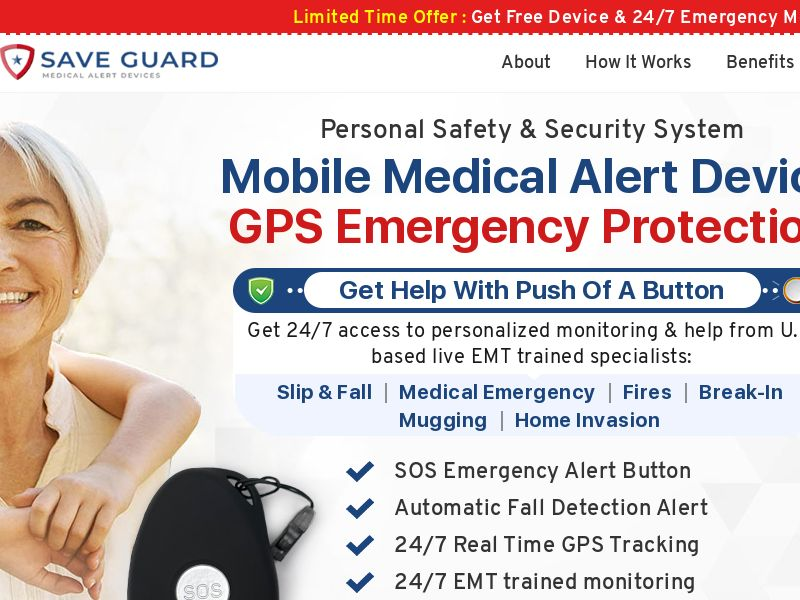 Save Guard - Medical Devices