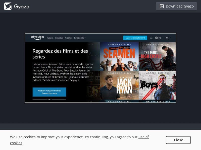 Amazon Prime Video FR | SOI
