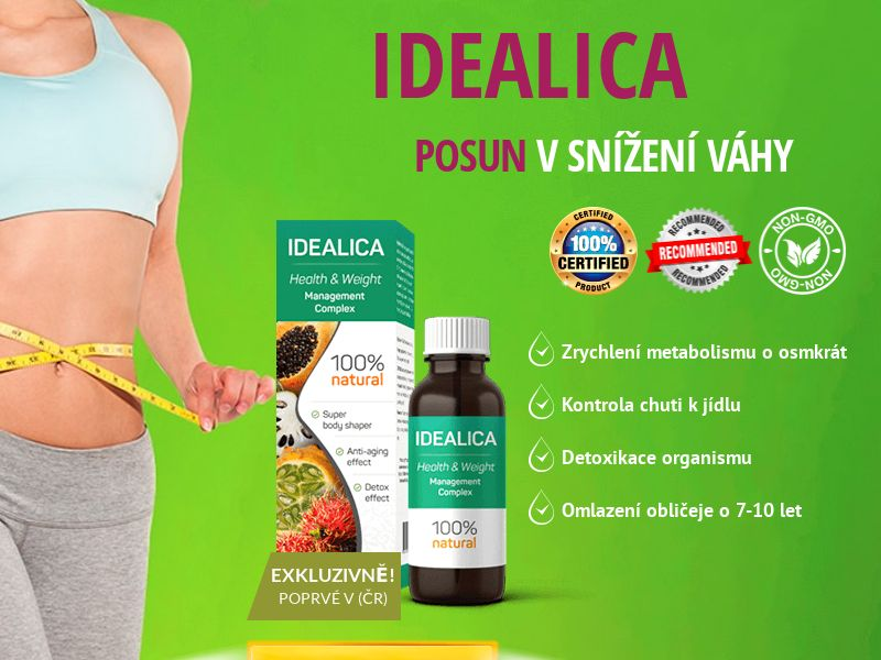 Idealica - CZ (CZ), [COD]