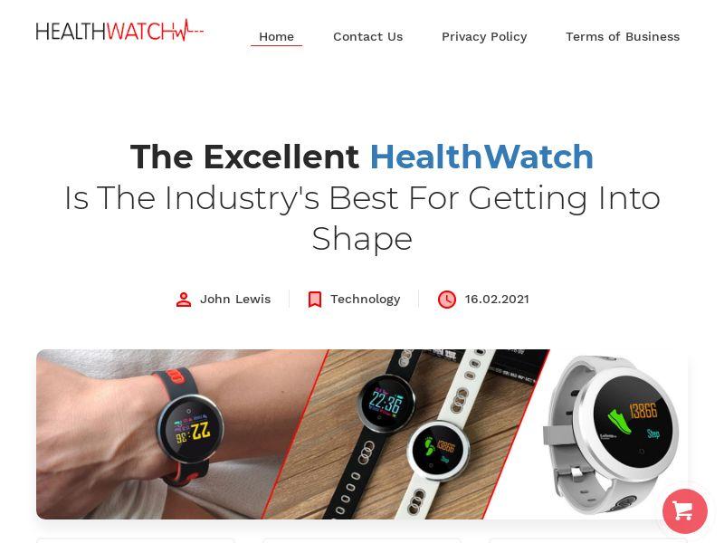 Health Watch - CPA