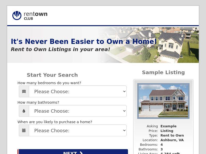 Rent Own Club - CPA | US
