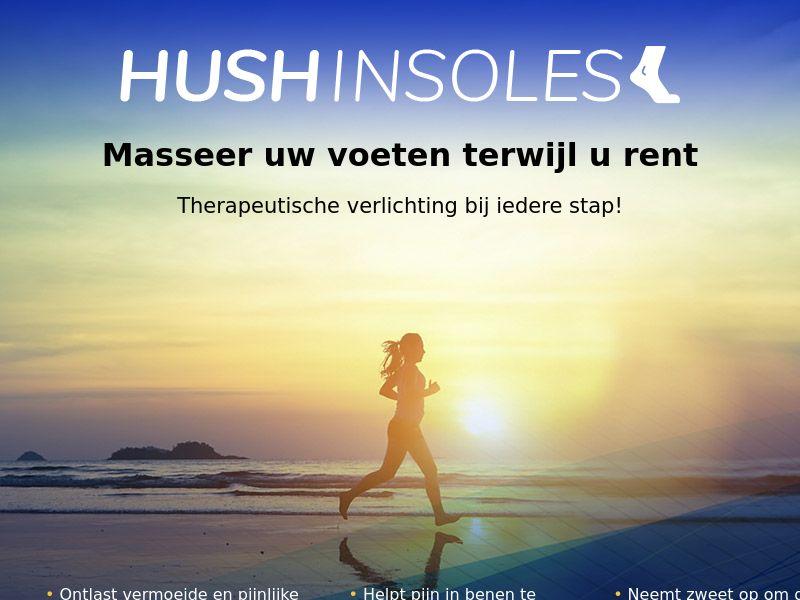 Hushinsoles LP01 - Dutch