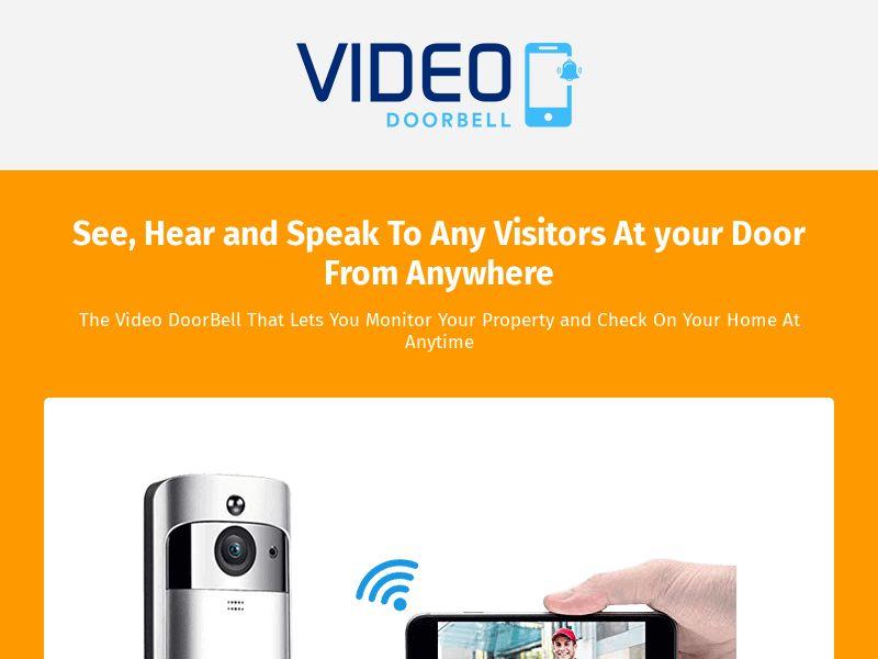 Video Doorbell (CPS) - INT