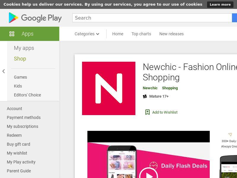 Newchic - Fashion Online Shopping