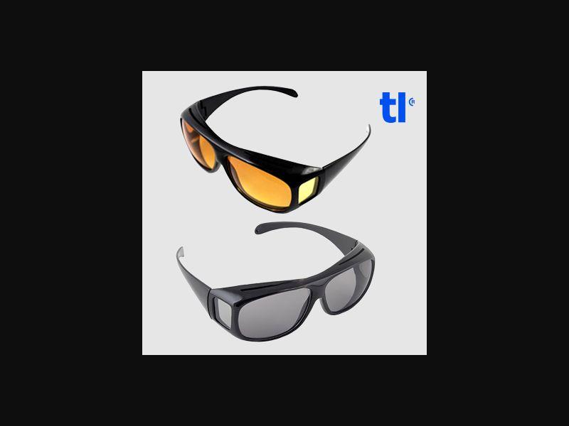 HD Glasses - White hat- CPA - COD - White hat