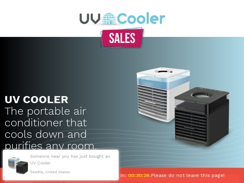 UV Cooler - WW