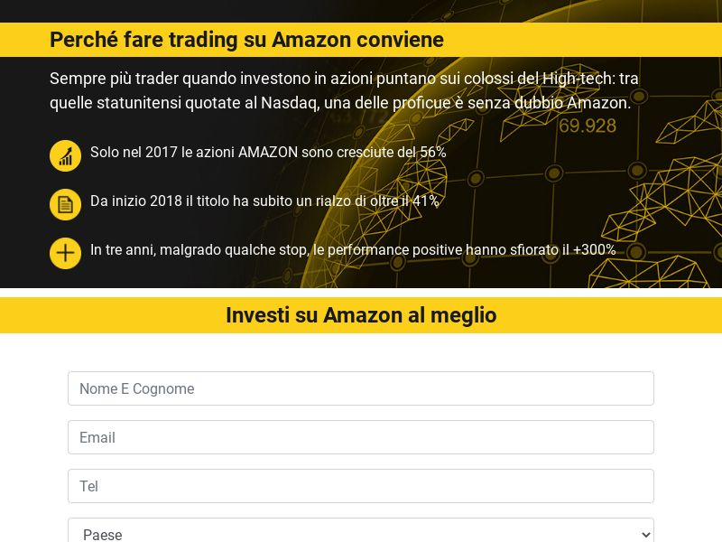 Amazon Investi v4 CPL IT