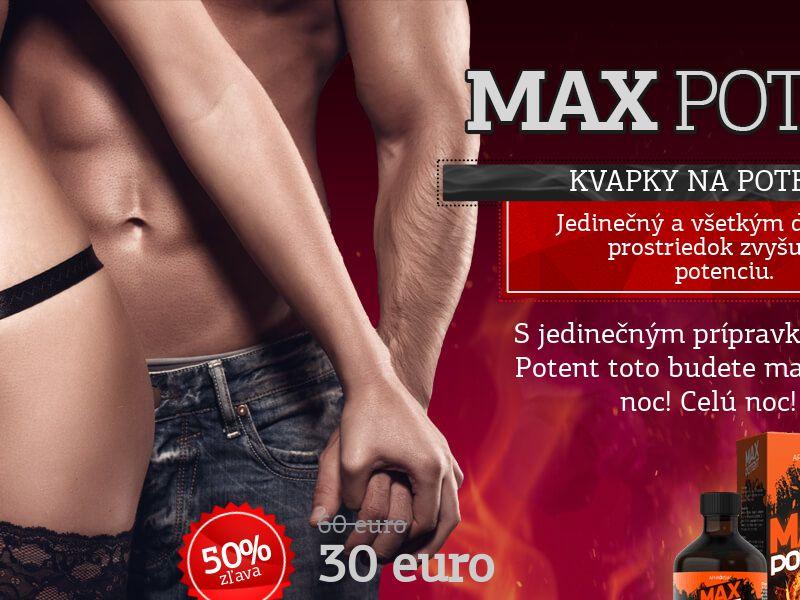 Max Potent - COD - [SK]