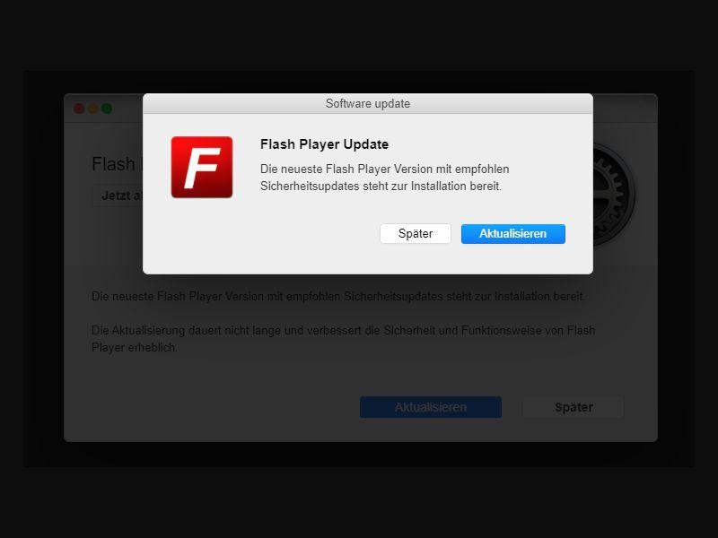 Flash Player New Mac [US] - CPI