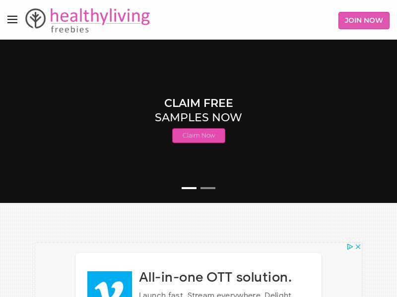 Healthy Living Freebies - CPA | US