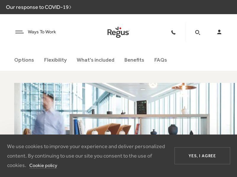 Regus - UK - CPA - DIRECT