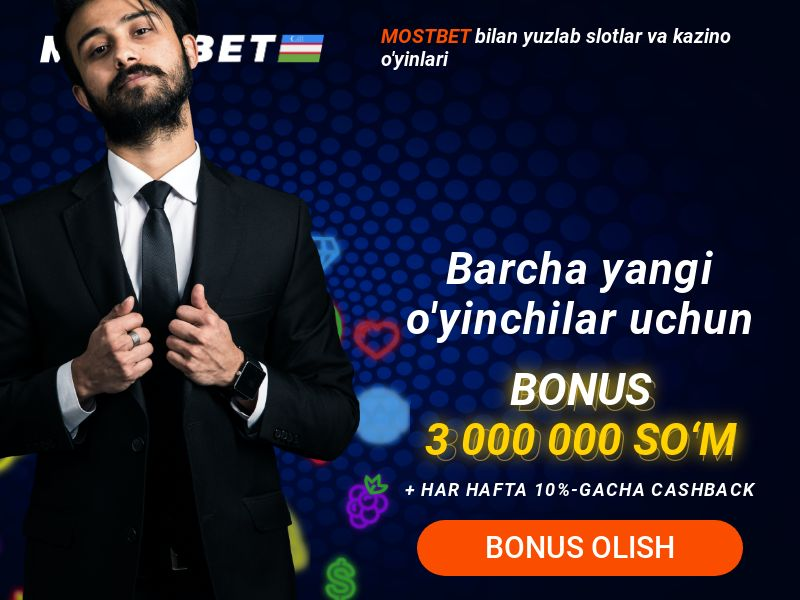 Mostbet Betting | UZ, AZ, KZ, UA, TR, RU | Apps (CPA)