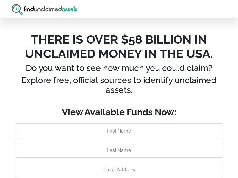 FindUnclaimedAssets.info   US