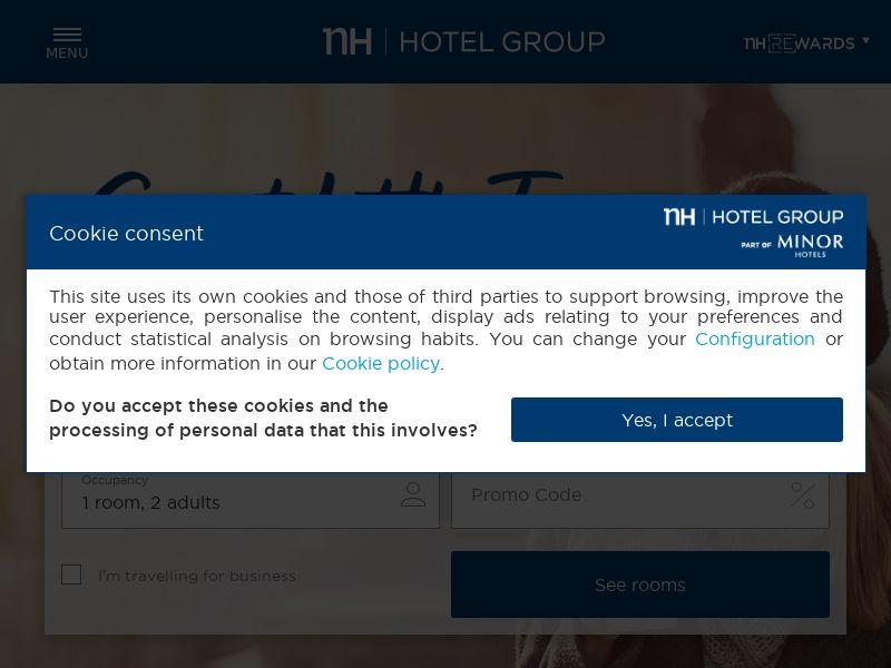 NH Hotel Group WW