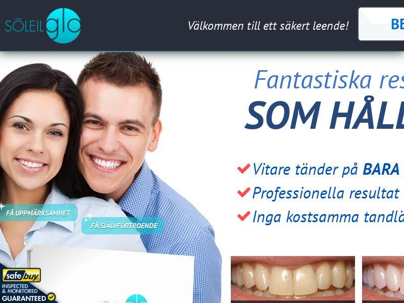 Soleil Glo LP01 - SWEDISH - (Teeth)
