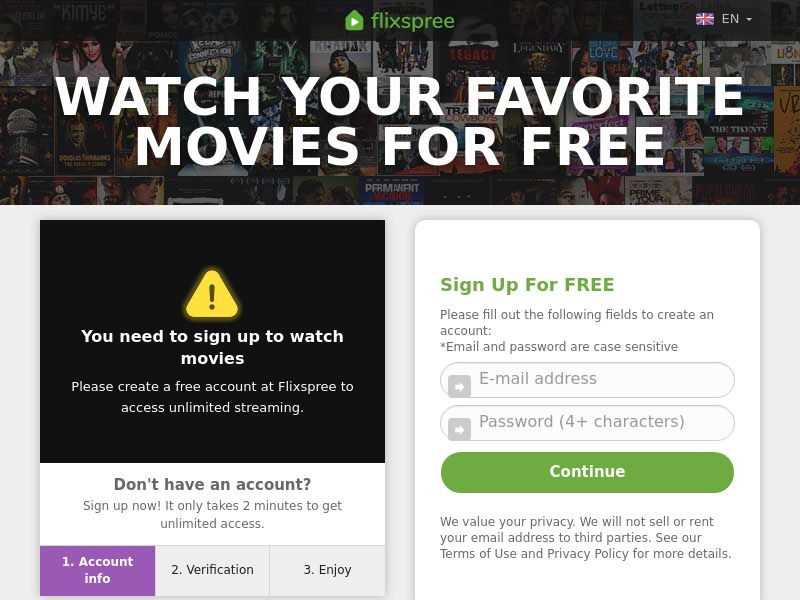 Flixspree - cc-submit - International