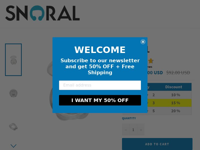 Snoral