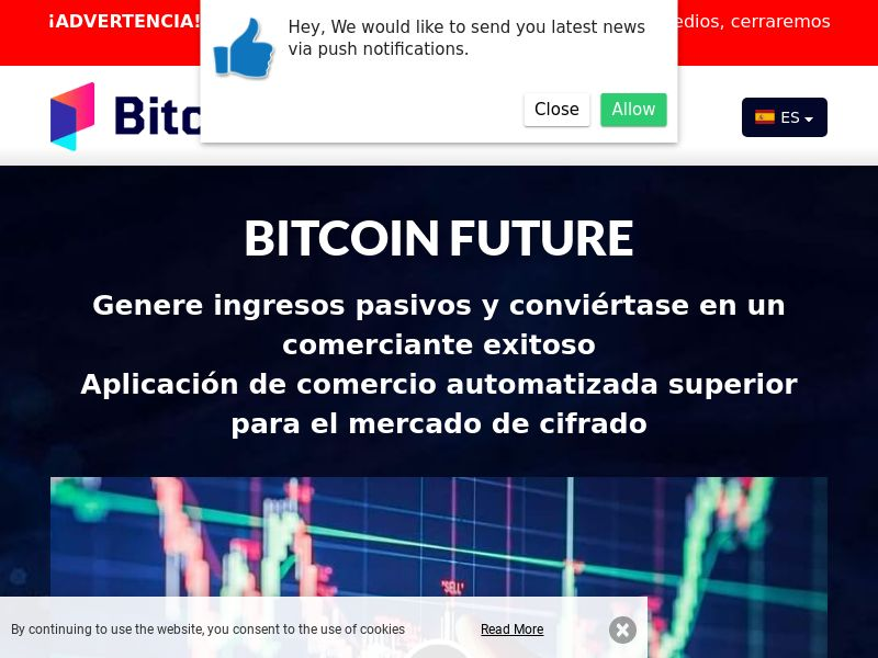 Bitcoin Future Spanish 2199