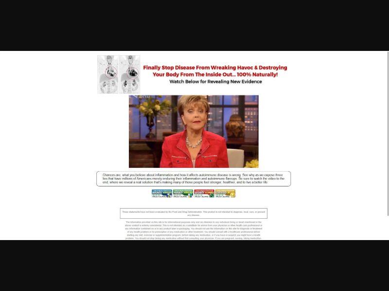 Turmeric Total Boost - VSL - Health - SS - [All GEOs]