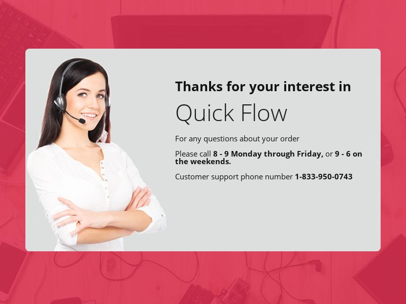 Quick Flow Male Enhancement (CPA) (SS) (US) (SMS Allowed)
