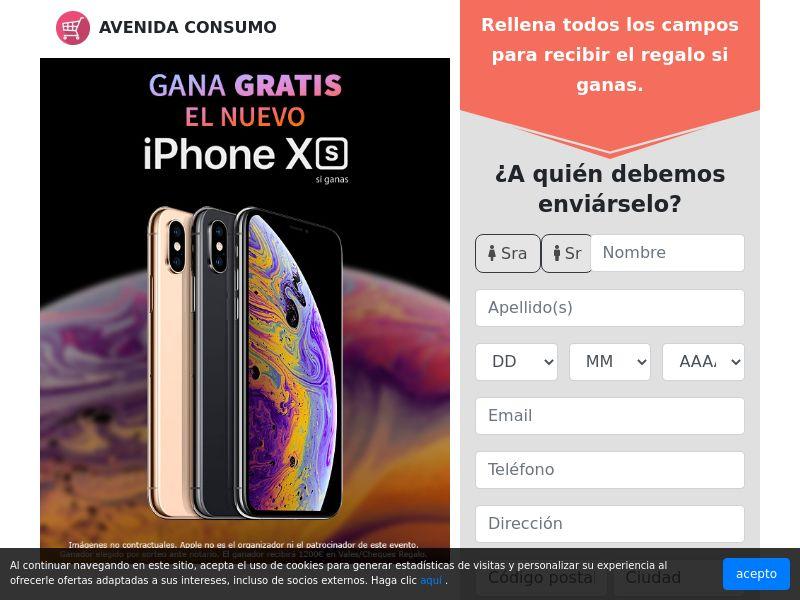 iPhone XS [ES]| SOI | Responsive