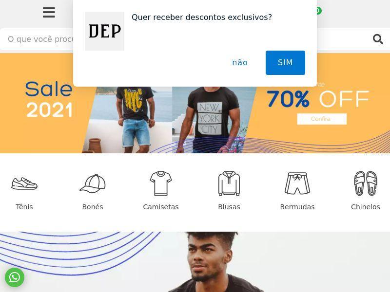 Dep Store - Clothes