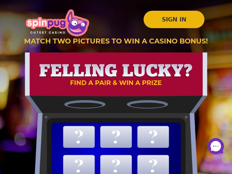 Spin Pug casino CPA 10 countries
