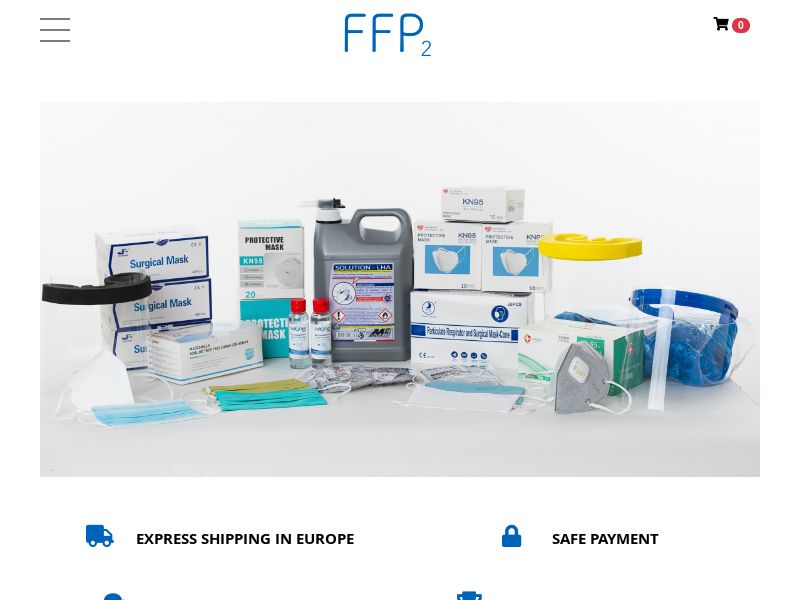 FFP2 [Many Geos]