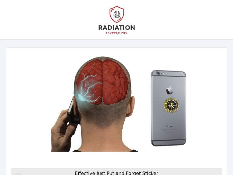 Radiation Stopper Pro (CPS) - INT