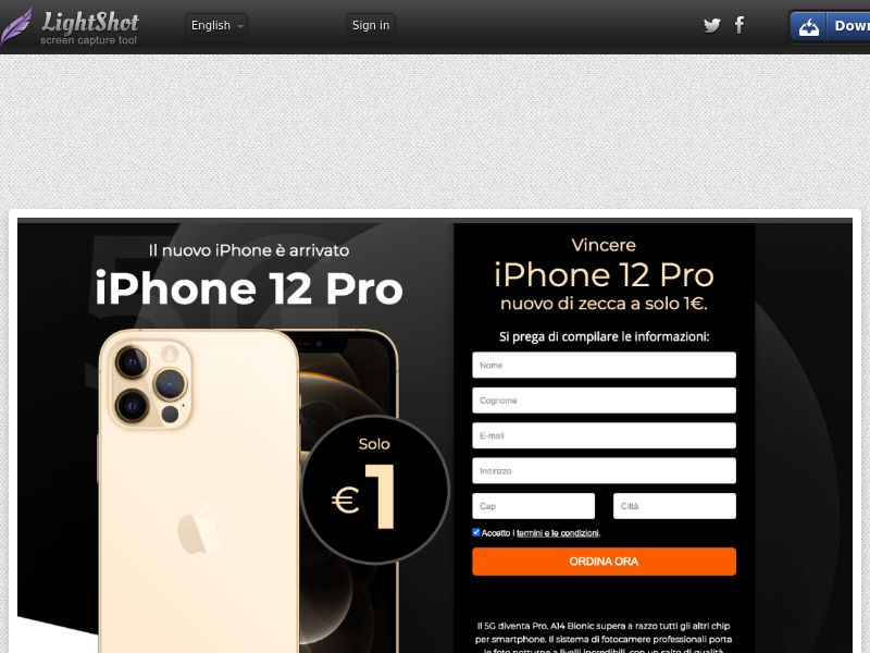 SteadyBusiness - iPhone 12 Pro (IT) (Trial) (Personal Approval)